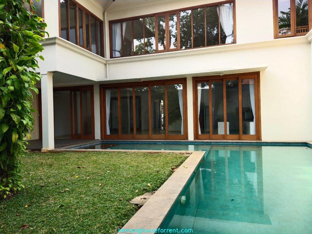 5 BR House For Rent Puri Sakti Buntu