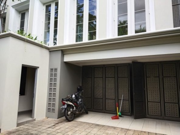 House For Rent Kemang Dalam Brand New