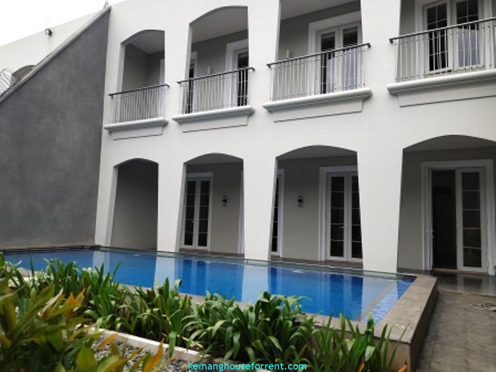 House For Rent Kemang Dalam Brand New