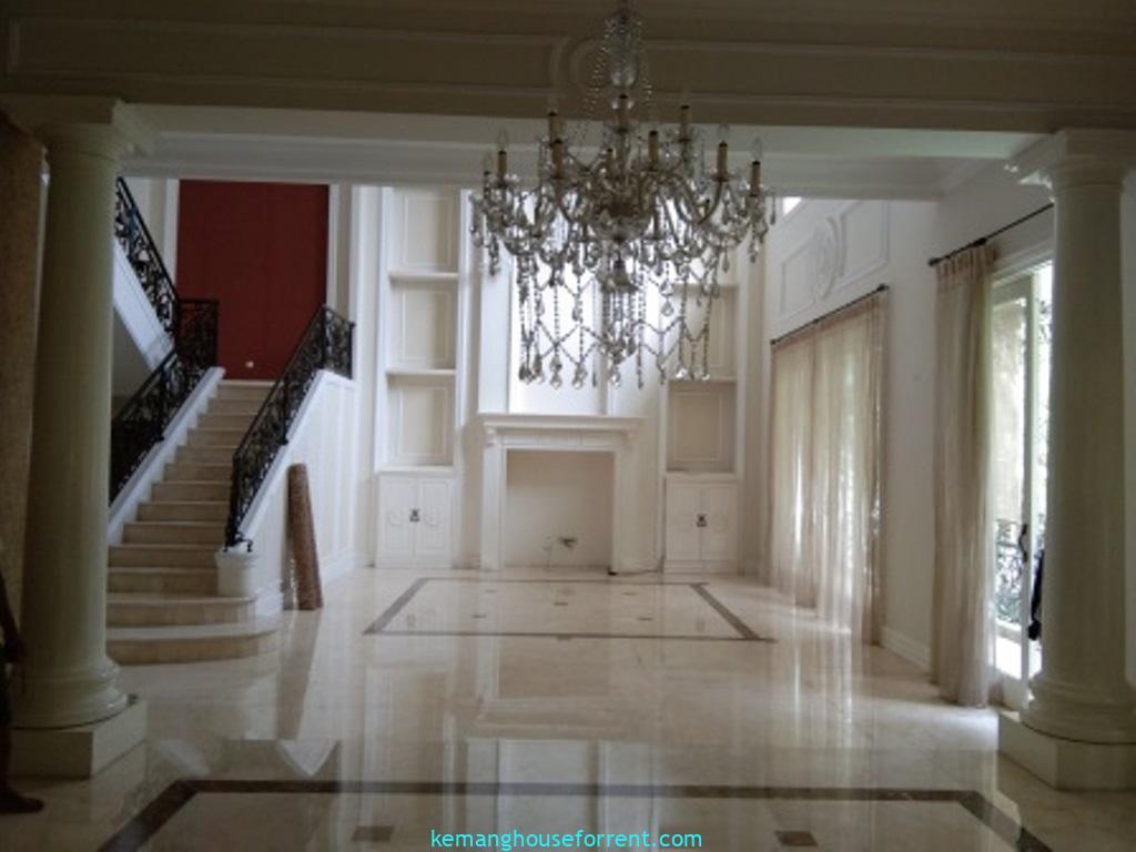 home for rent kebayoran baru