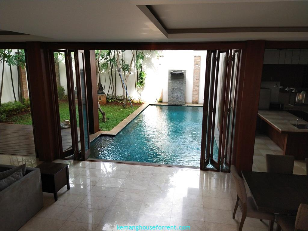 Compound Villas For Rent In Cipete FullyFurnised.