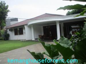 House At Jeruk Purut South Jakarta
