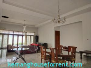 Kemang Area House 4 BR One-story
