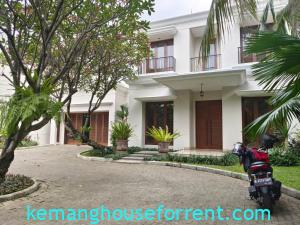 compound house for rent cilandak