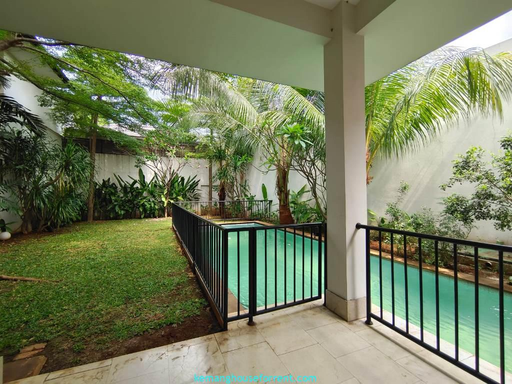 Compound House For Rent Kemang